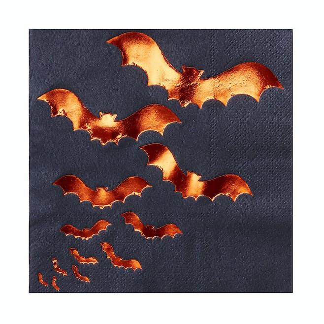 serviettes en papier Halloween