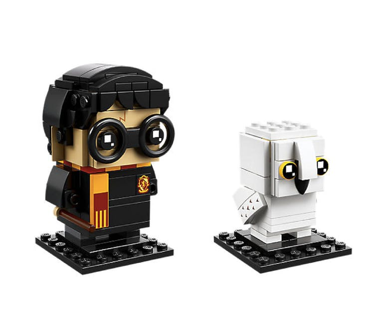 figurines briques LEGO BrickHeadz™ Harry Potter