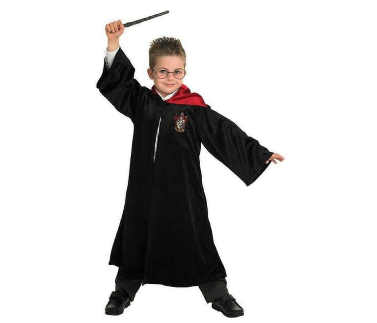 L'uniforme d'Harry Potter ...