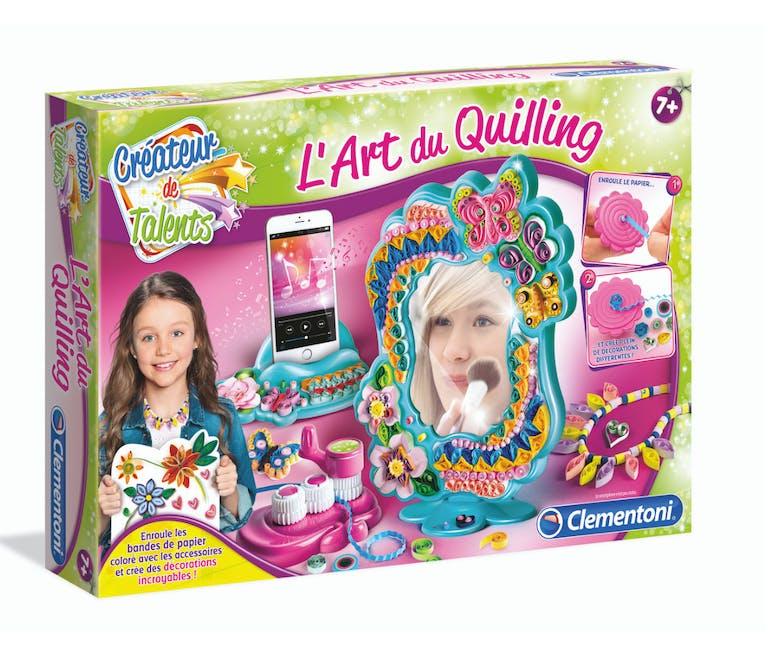 L'art du Quilling – Clementoni