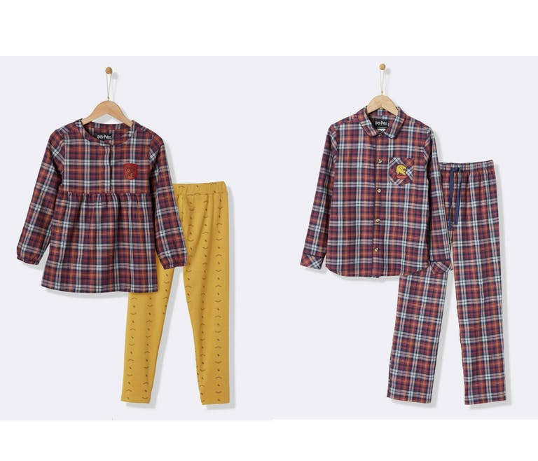 pyjamas enfants Cyrillus Harry Potter