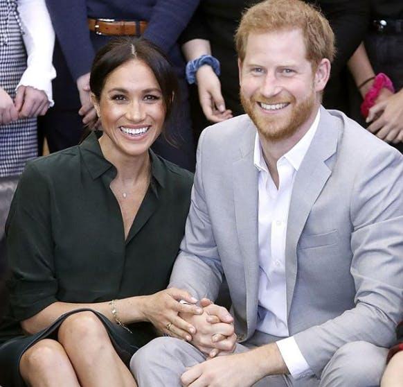 Meghan Markle et le prince Harry attendent un premier enfant pour le printemps 2019