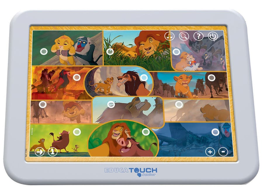 Educa Touch Contes Disney, Educa