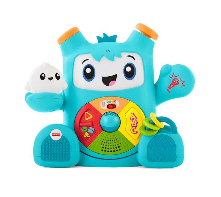 Mon ami Rocki, Fisher-Price