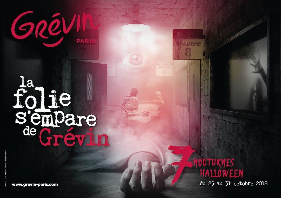 Musée Grévin Halloween