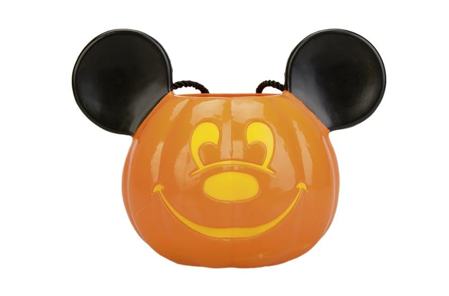 Panier Mickey Halloween