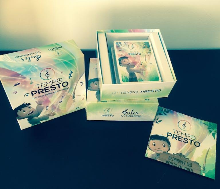Apprendre la musique aux enfants avec Tempo Presto