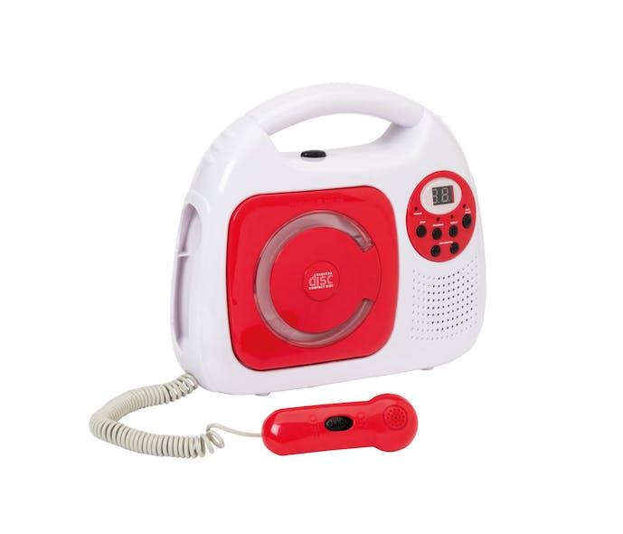 lecteur cd avec micro Oxybul éveil et jeux