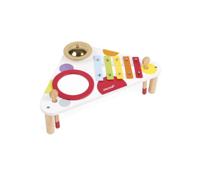 La table musicale Confetti - Janod