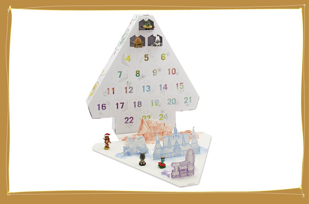 Calendrier de l'Avent collection Disney Animators