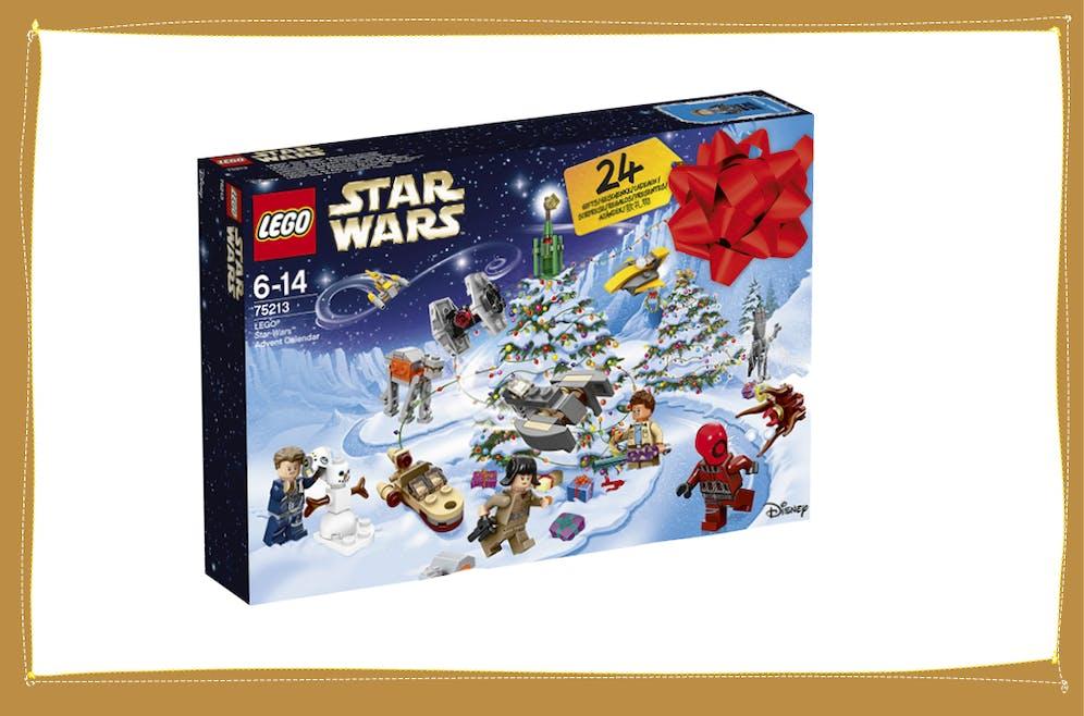 Calendrier de l'Avent Lego® et Star Wars