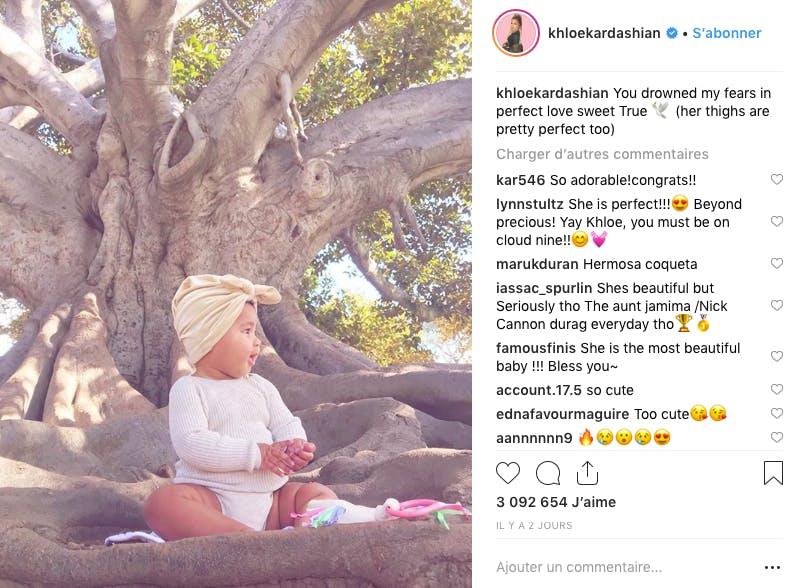 Le point positif c'est que Khloé Kardashian fait (un peu) moins de selfies