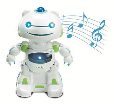 Robot l'Agent Bip