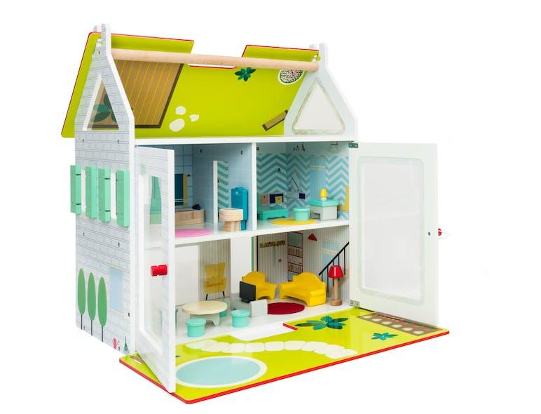 Maison en bois lumineuse Oxybul