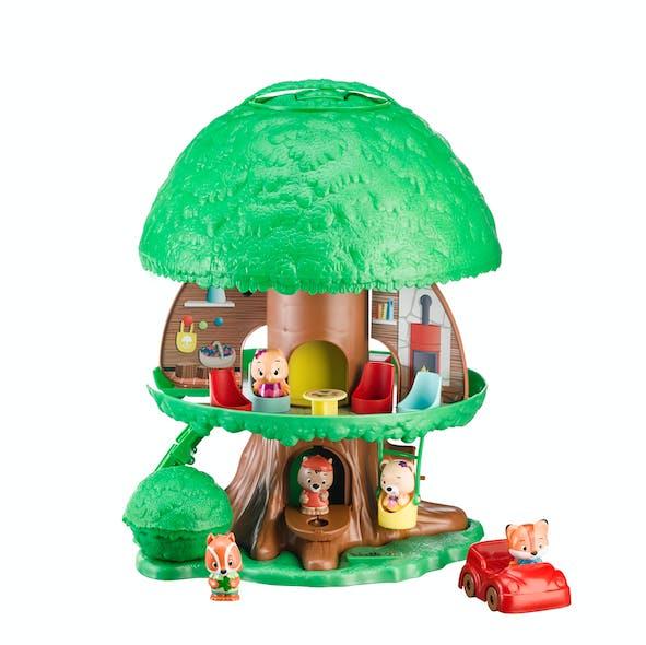 L'arbre magique Klorofil