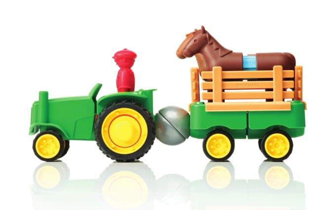 Tracteur Smartmax
