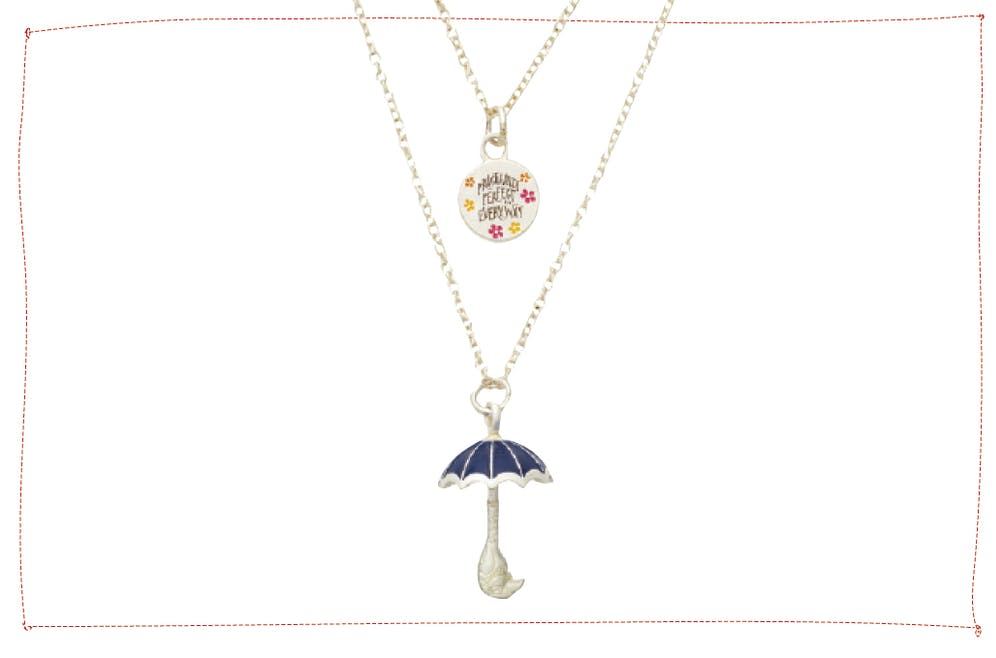 Collier Mary Poppins