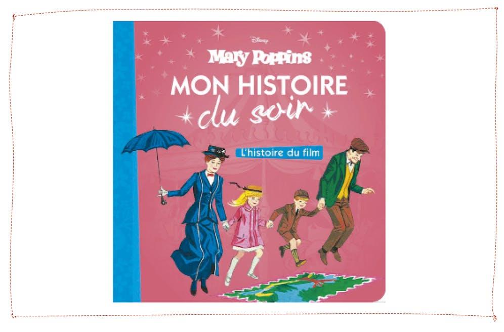 Livre pour enfant Mary Poppins