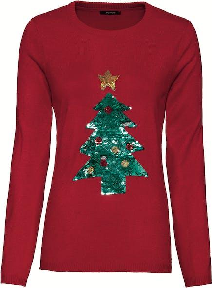 pull de Noël pour femme