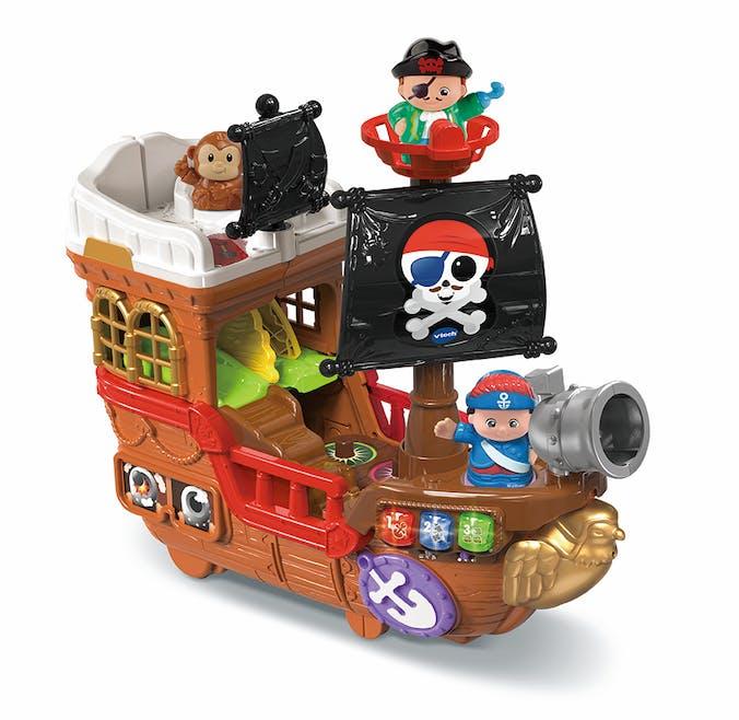 Super Bateau pirate 2 en 1 VTech