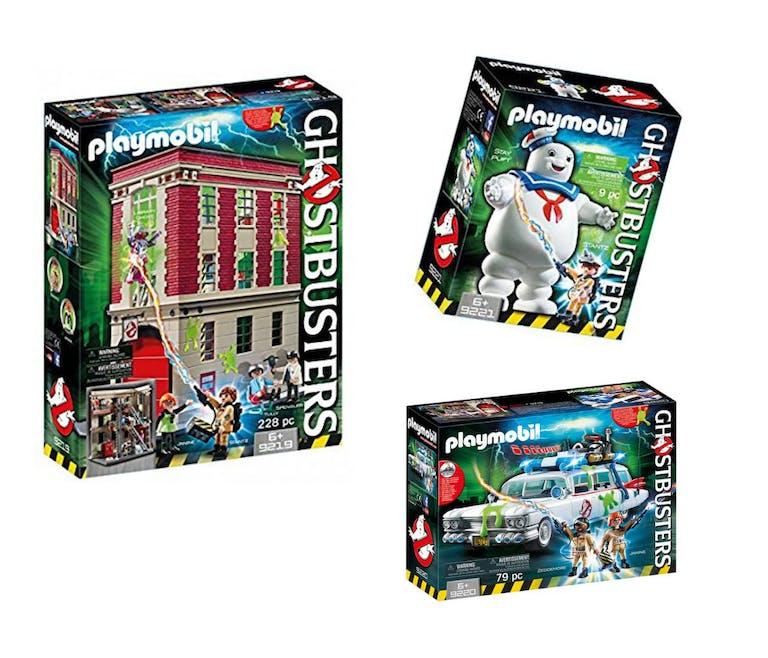 Ghostbusters - Playmobil