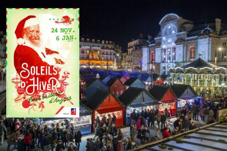marché de Noël Angers
