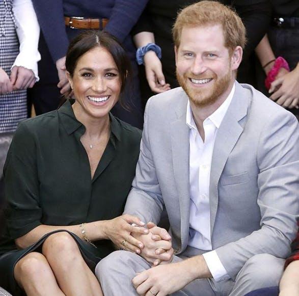 Meghan Markle et le prince Harry attendent un bébé pour le printemps 2019