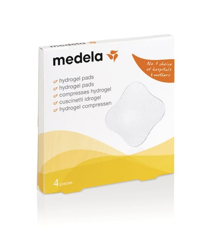 Compresses hydrogel calma Medela