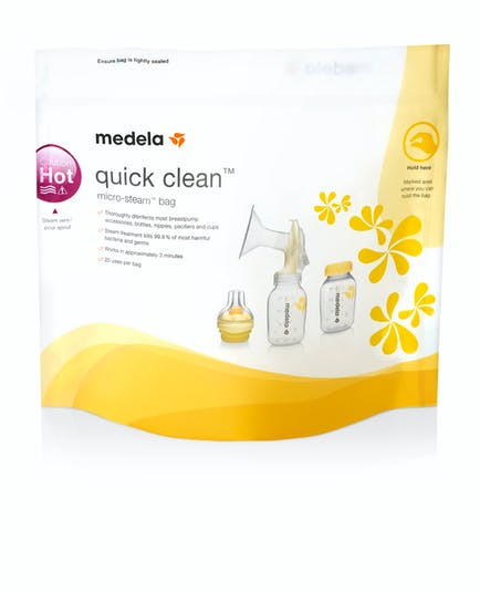 Sachet Quick Clean Medela