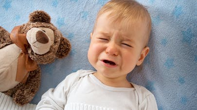 La laryngite chez le bébé