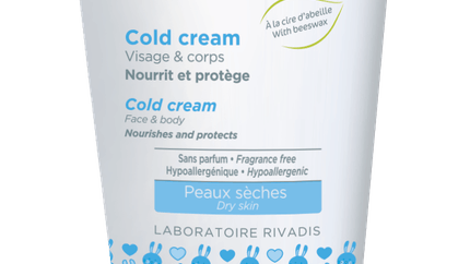 La Cold cream de RIVADOUCE BEBE