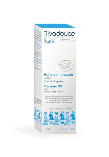 huile de massage RIVADOUCE BEBE