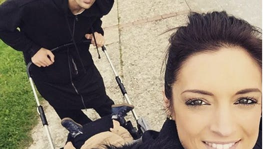 Danse avec les stars : Christophe Licata pose avec sa famille sur Instagram