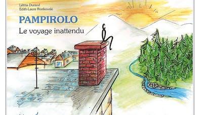 Pampirolo: un livre qui aide les enfants à comprendre les méfaits des écrans