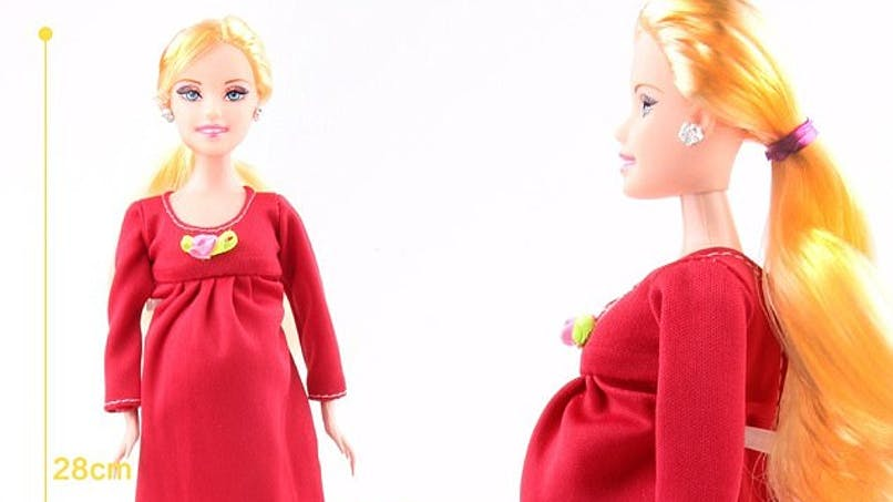 La Barbie enceinte de Mattel crée l'indignation chez les parents