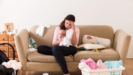 Dépression du post-partum: sans antécédent psy, un risque minime