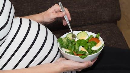 Grossesse: les aliments riches en choline sont bons pour le cerveau de bébé