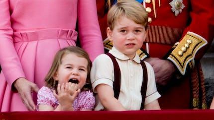 La princesse Charlotte aurait déjà un caractère bien trempé, selon Elizabeth II
