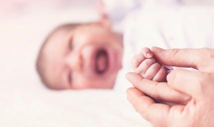 Bébé a des coliques