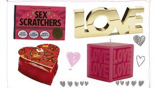 I love la Saint-Valentin ! Nos idées cadeaux pour elle (diaporama)