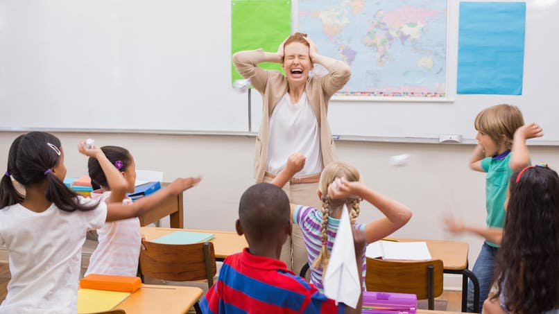 Ses élèves étaient dopés aux boissons énergisantes : l'institutrice démissionne