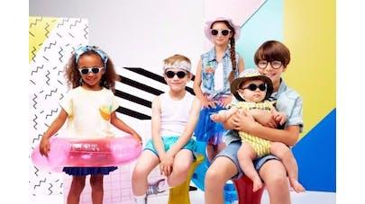 Ki ET LA lance des lunettes screen, pour protéger les enfants de la ... 4daa83e69d1d