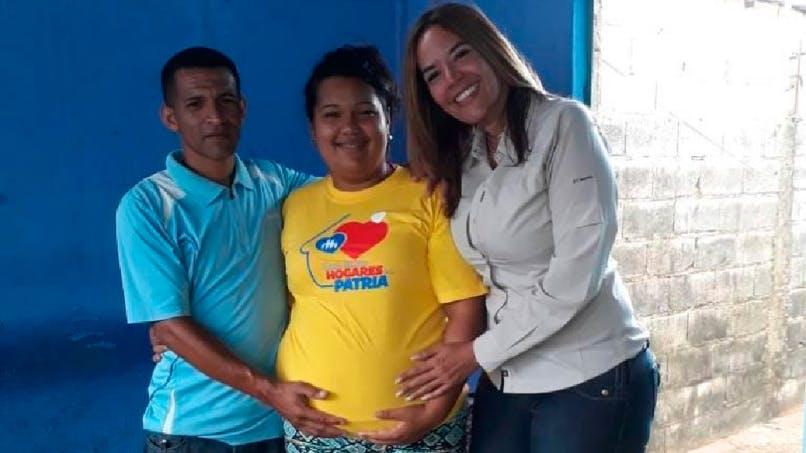 Venezuela : une femme est enceinte de 11 bébés !