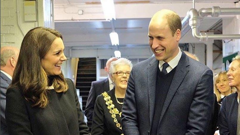 Kate Middleton pourrait accoucher de son troisième bébé à la maison