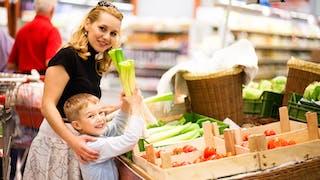 Le poireau : un légume pour les enfants