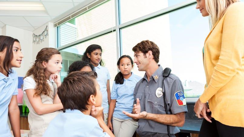 Nice : bientôt un policier dans chaque école de la ville