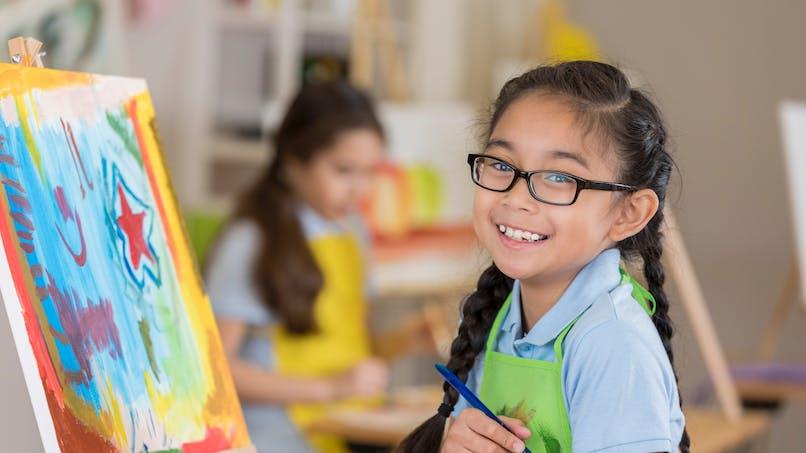 Des ateliers Art & Philo pour les enfants du primaire