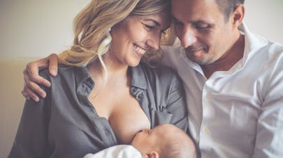 couple allaitement