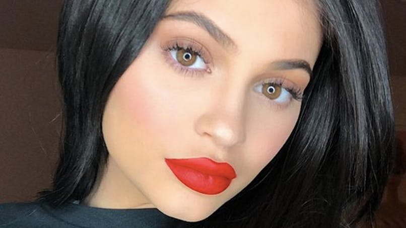 Kylie Jenner est maman!
