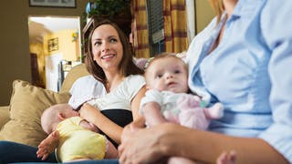 réunion femmes allaitantes